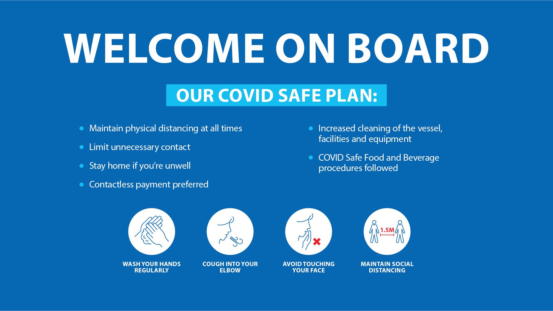 COVID safe Reef Magic Marine World